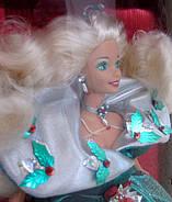 Лялька Барбі колекційна Святкова 1995 ( Barbie Happy Holidays Special Edition Doll (1995), фото 6