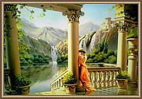 Картина Принцеса. 400х500 мм. №527