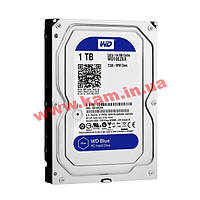 "Жесткий диск Western Digital Blue 1TB, 3.5"" (WD10EZEX)"