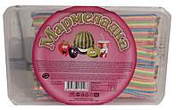 Мармеладные конфеты Ленты в сахаре 1,5 кг, фото 1