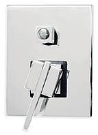 Смеситель для душа скрытого монтажа Deante CUBIC с переключением на душ, фото 1