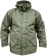 Куртка непромокаемая с флисовой подстежкой MilTec Olive 10615001