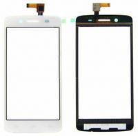 Сенсор (тачскрин) Prestigio MultiPhone 5507 Duo White