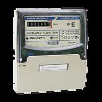 У Счетчик электроэнергии ЦЭ 6803-В/1 1Т 220В 5-50А М7Р32 трехфазный однотарифный