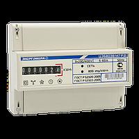 У Счетчик электроэнергии ЦЭ 6803-В/1 230В (1-7,5А) М7Р31 трехфазный однотарифный