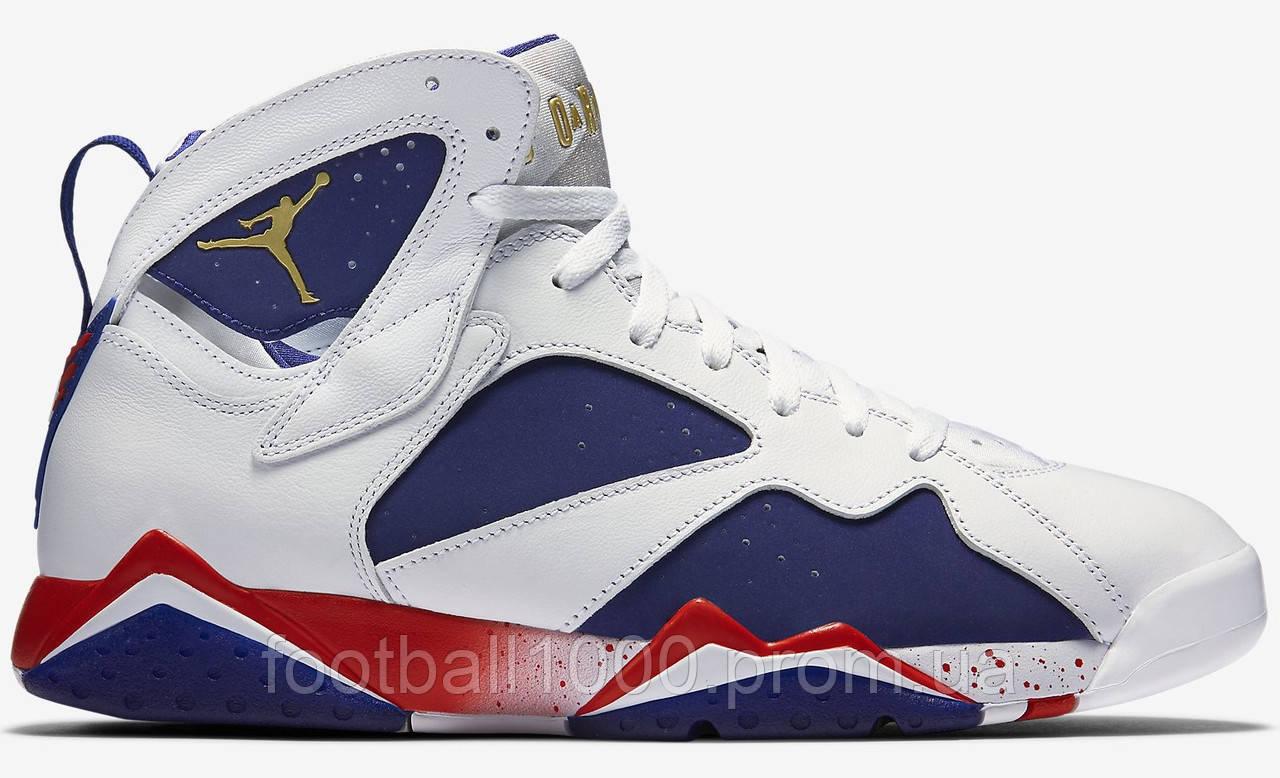 4daa1fb0 Детские кроссовки Nike Air Jordan 7 Retro Вg 304774-123 , цена 4 200 ...