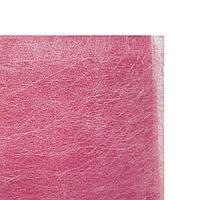 Сизалевый лист Розовый 60x60 см 1 шт