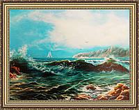 Картина Морской пейзаж. 300х400 мм. №385