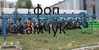 Культиватор КРН с транспортным.