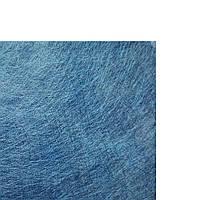 Сизалевый лист Голубой 60x60 см 1 шт