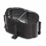Коробка для заливных полов для лючков на 2 модуля, ETK44832