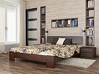 Кровать Титан (ТМ Эстелла) из натурального дерева бук