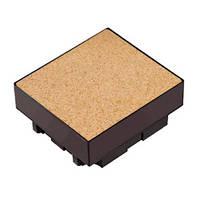 Коробка для заливных полов на 4 модуля, ETK44834