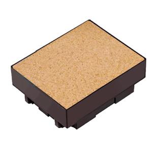 Коробка для заливных полов на 6 модуля, ETK44836