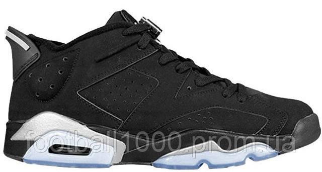 8cbb69d5ebf8 Детские кроссовки Nike Air Jordan 6 Retro BG 768881-003 - ГООООЛ› спортивная  и