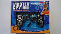 "Набор шпиона ""Master Spy Kit"", 4 предмета в коробке 30*26*6см.Набір шпигуна Master Spy Kit 4 в 1.Игровой набор"