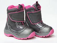 Детская зимняя обувь термоботинки B&G-Termo RAY165-210 (Размеры: 22-27)
