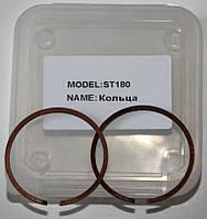 Кольца STIHL-180 в пластиковой коробке                               EMAS Taiwan