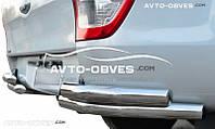Углы двойные задние для Ford Ranger 2012-2016 от ИМ Автообвес
