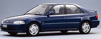 Лобовое стекло Honda Civic 3D,Хонда Сивик(1984-1992)AGC