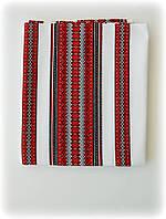 Скатерть вышитая, красная синяя зеленая оптом, фото 1