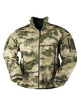 Куртка флисовая MilTec Delta Tacs-FG 10857059