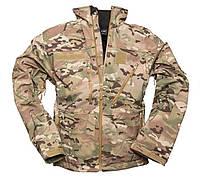 Куртка Soft Shell с капюшоном MilTec SCU14 Multicam 10864049