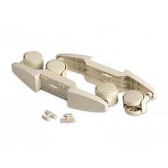 Ножки напольные с роликами для конвектора Applimo