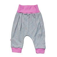 Штанишки для девочки Minikin Super Cat розовый
