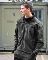 Куртка Soft Shell с капюшоном MilTec SCU14 Coyote 10859005, фото 3