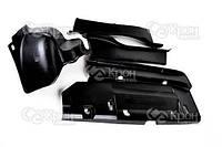 Обивка багажника ВАЗ 2106 (пластик, компл. 4 шт) ДЭЛ