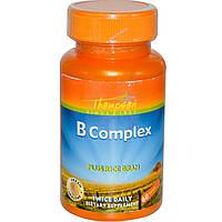 Витамины группы В Thompson + рисовые отруби 60 табл