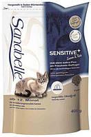 Bosch Sanabelle Sensitive With Lamb 2кг Сухой корм для кошек с чувствительным пищеварением с ягненком