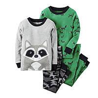 Комплект пижам хб Carters (Картерс) (2Т, 4Т, 5Т)