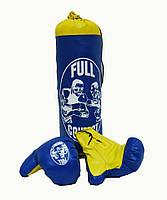Боксерська груша FULL contact  2018 середня, d-28cv