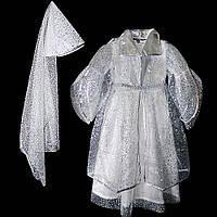 Маскарадный костюм Снежная Королева  MKD-0468