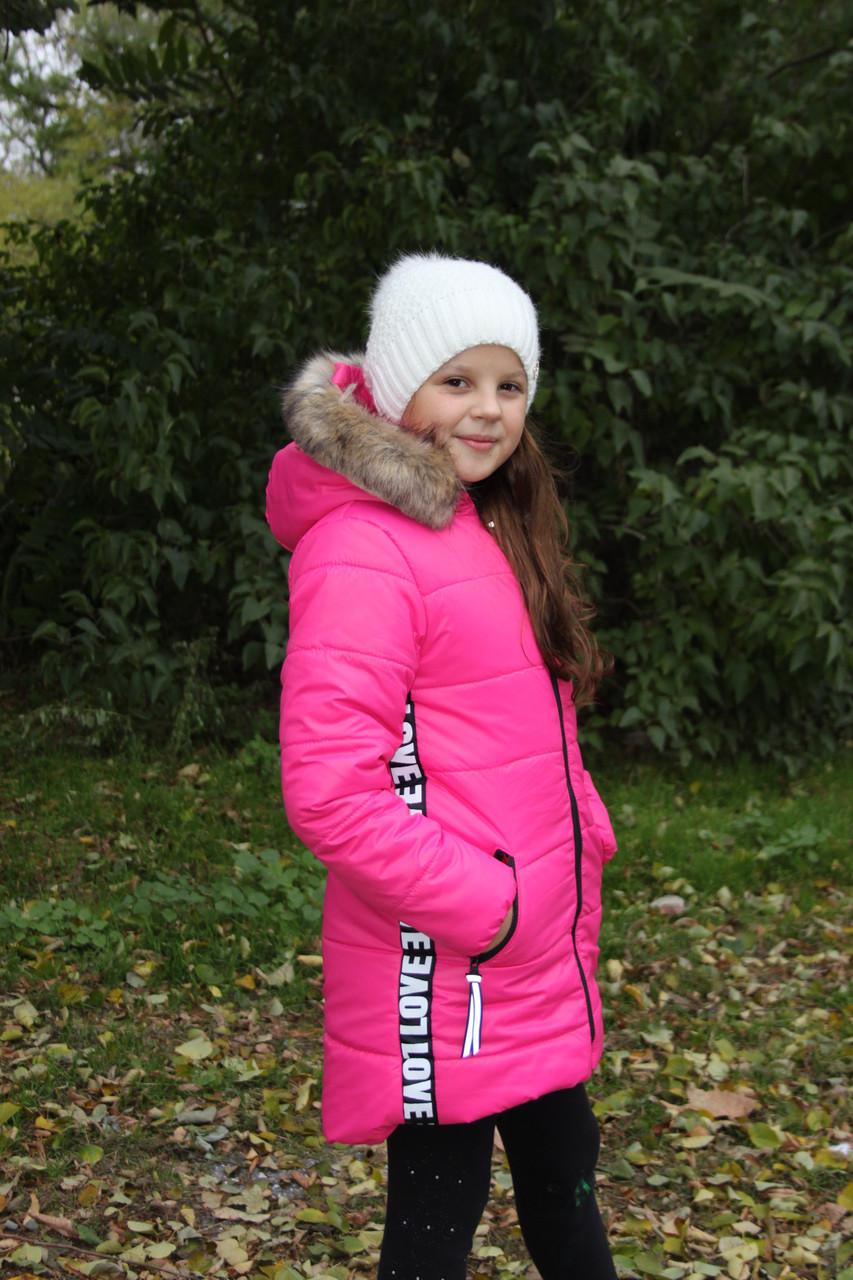 Куртка для девочки подростка зима