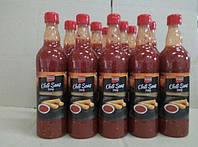 Соус остро-сладкий Kania Chili Saus pittig, 700ml Одесса