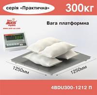 Весы платформенные складские AXIS 4BDU300-1212-П
