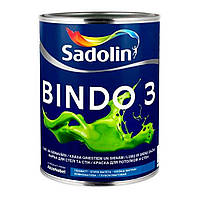 Краска интерьерная Sadolin BINDO 3 Садолин Биндо 3 1 л