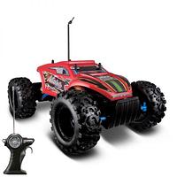 MAISTO TECH Автомодель на р/у Rock Crawler Extreme (аккум. 6v + 2хАА), красный