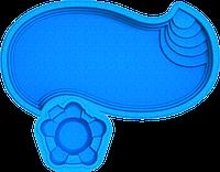 Скидка на керамико-композитные бассейны.