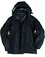 Куртка Soft Shell с капюшоном MilTec PCU Black 10863002