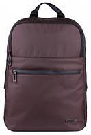 """Оригинальный рюкзак с отделением для ноутбука 15,6"""" из текстиля 19 л. Roncato Mind 7350/44 коричневый"""