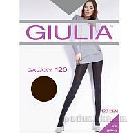 Колготки темно-коричневые 120 Den Galaxy 3D Giulia Caffe 3