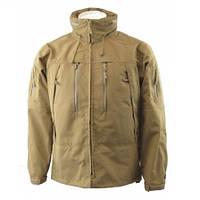 Куртка Soft Shell с капюшоном MilTec PCU Coyote 10863005