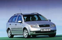 Автостекло на Skoda fabia / шкода фабия (хетчбек, комби, седан) (1999-2007)