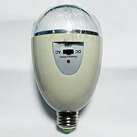 Аварийная аккумуляторная лампа-фонарь с пультом BN-6607