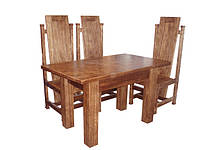 Набор мебели массив