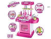 Детская игровая кухня 008-58 А разные цвета
